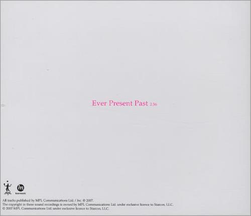 Paul McCartney and Wings Ever Present Past CD-R acetate US MCCCREV407203