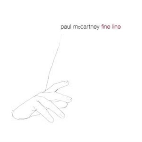 "Paul McCartney and Wings Fine Line CD single (CD5 / 5"") Mexican MCCC5FI336412"