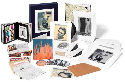 Paul McCartney and Wings Flaming Pie - Collector's Edition Box Set box set UK MCCBXFL750102