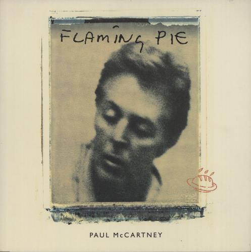 Paul McCartney and Wings Flaming Pie - EX vinyl LP album (LP record) UK MCCLPFL659418