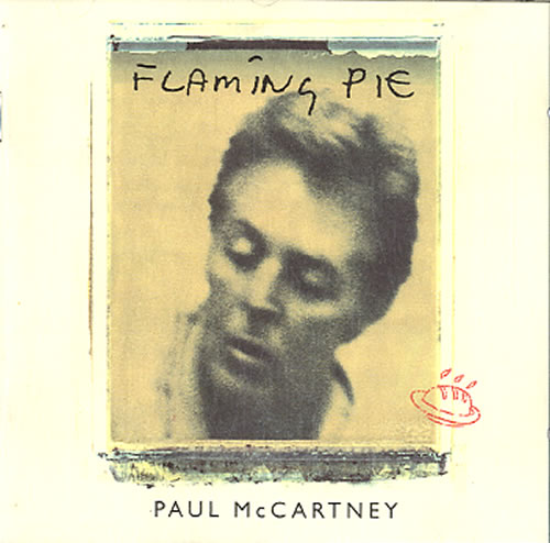 Paul McCartney and Wings Flaming Pie CD album (CDLP) UK MCCCDFL588625