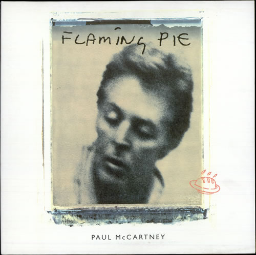 Paul McCartney and Wings Flaming Pie vinyl LP album (LP record) UK MCCLPFL85160