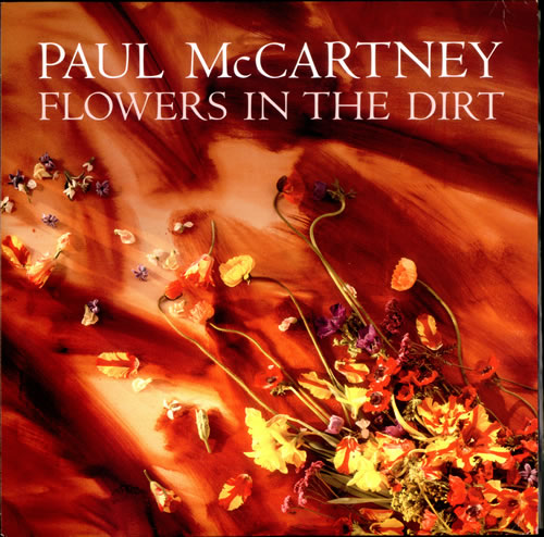 Paul McCartney and Wings Flowers In The Dirt vinyl LP album (LP record) US MCCLPFL509309