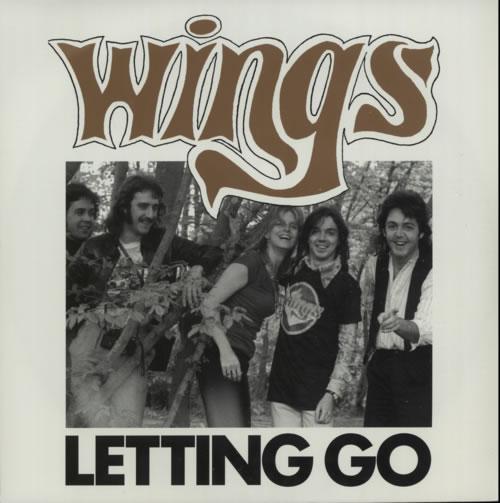 Paul Mccartney And Wings Letting Go Rsd Uk 7 Quot Vinyl