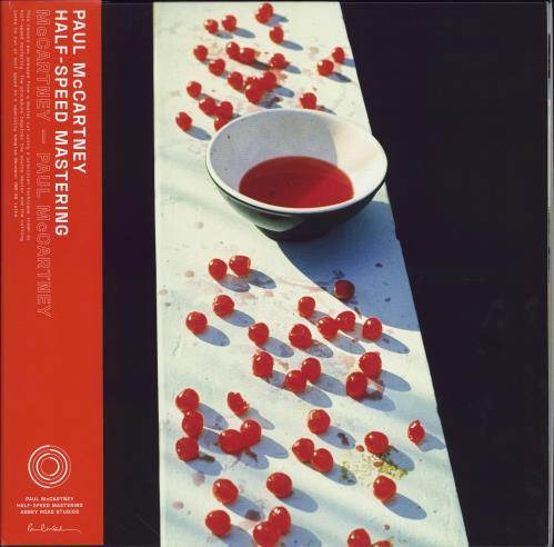Paul McCartney and Wings McCartney - RSD 2020 - 180gram Vinyl vinyl LP album (LP record) UK MCCLPMC777017