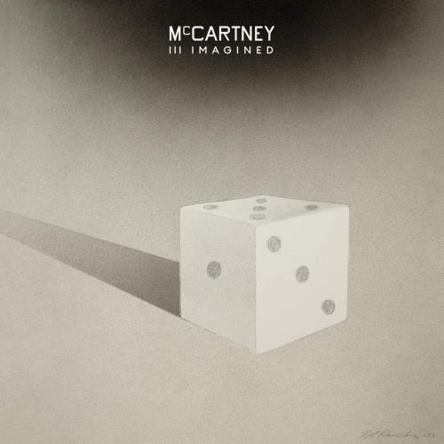 Paul McCartney and Wings McCartney III Imagined - Black Vinyl - Sealed 2-LP vinyl record set (Double Album) UK MCC2LMC772409