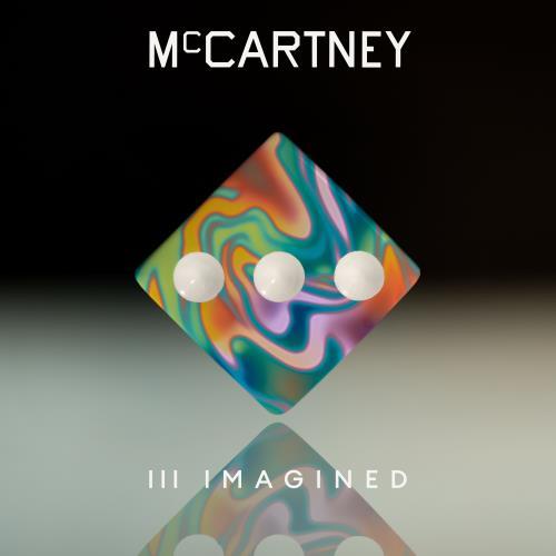 Paul McCartney and Wings McCartney III Imagined - Transparent Dark Green Vinyl - Sealed 2-LP vinyl record set (Double Album) UK MCC2LMC772408