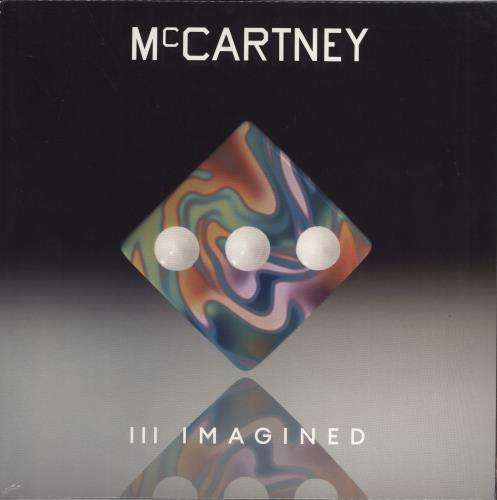Paul McCartney and Wings McCartney III Imagined - Violet Vinyl - Sealed 2-LP vinyl record set (Double Album) UK MCC2LMC775787