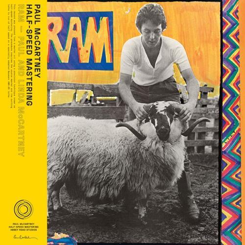 Paul McCartney and Wings Ram - Half Speed Mastered - Sealed vinyl LP album (LP record) UK MCCLPRA769203