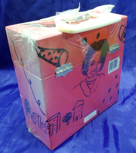 """Paul McCartney and Wings Run Devil Run - 7"""" Collectors Box - sealed 7"""" box set UK MCC7XRU712579"""