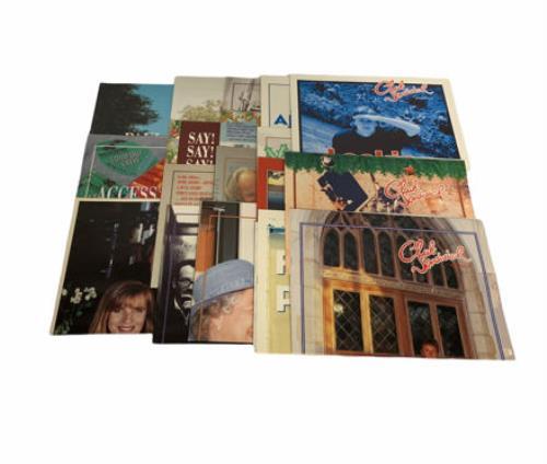 Paul McCartney and Wings Set Of Club Sandwich Fanzines nos 4&5, 8-16, 22-49, 52-85 fanzine UK MCCFASE776316