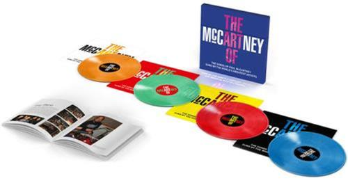 Paul McCartney and Wings The Art Of McCartney - 180 Gram - Stickered Mailer Vinyl Box Set UK MCCVXTH722685