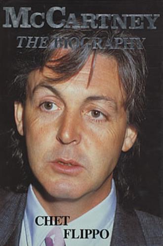 Paul McCartney and Wings The Biography book UK MCCBKTH252335