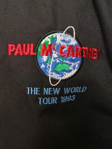 Paul McCartney and Wings The New World Tour 1993 - Large jacket US MCCJATH768500