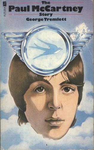 Paul McCartney and Wings The Paul Mccartney Story - VG book UK MCCBKTH139993