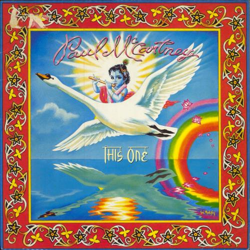 """Paul McCartney and Wings This One 12"""" vinyl single (12 inch record / Maxi-single) UK MCC12TH45909"""