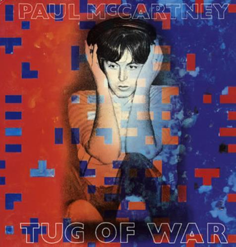 Paul McCartney and Wings Tug Of War vinyl LP album (LP record) UK MCCLPTU161223