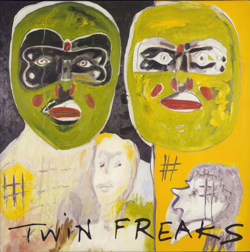 Paul McCartney and Wings Twin Freaks 2-LP vinyl record set (Double Album) UK MCC2LTW326378