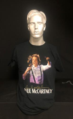 Paul McCartney and Wings Up And Coming Tour - Dublin - Large t-shirt UK MCCTSUP729141