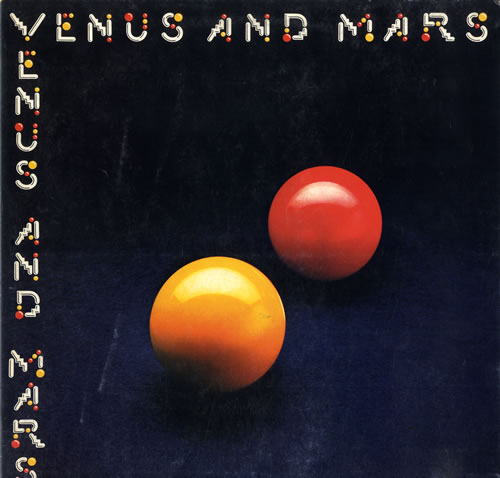 Paul McCartney and Wings Venus And Mars + Posters vinyl LP album (LP record) Italian MCCLPVE557391