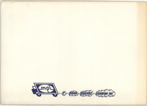 "Paul McCartney and Wings We Moved! + Original MPL Press Pack 7"" vinyl single (7 inch record) UK MCC07WE714185"