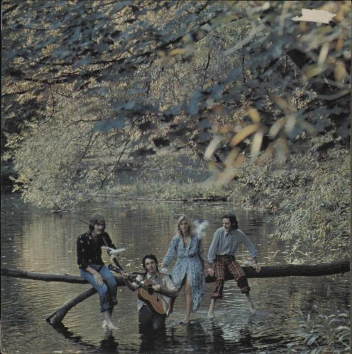 Paul McCartney and Wings Wild Life - 1st + Inner - VG vinyl LP album (LP record) UK MCCLPWI740357