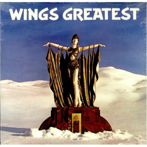 Paul Mccartney And Wings Wings Greatest Sealed Us Vinyl
