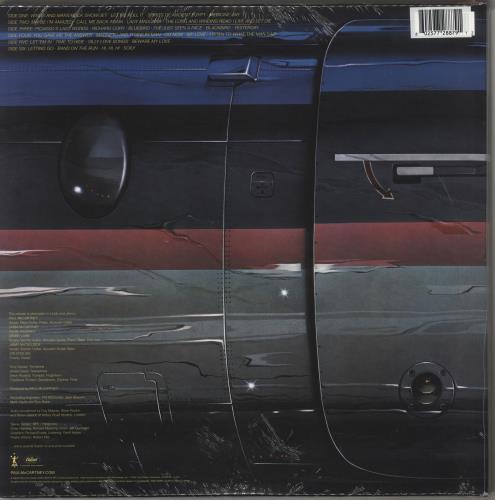 Paul McCartney and Wings Wings Over America - 180gram Coloured Vinyl - Sealed 3-LP vinyl record set (Triple Album) UK MCC3LWI725442