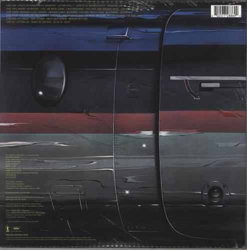 Paul McCartney and Wings Wings Over America - 180gram Vinyl - Sealed 3-LP vinyl record set (Triple Album) UK MCC3LWI725445