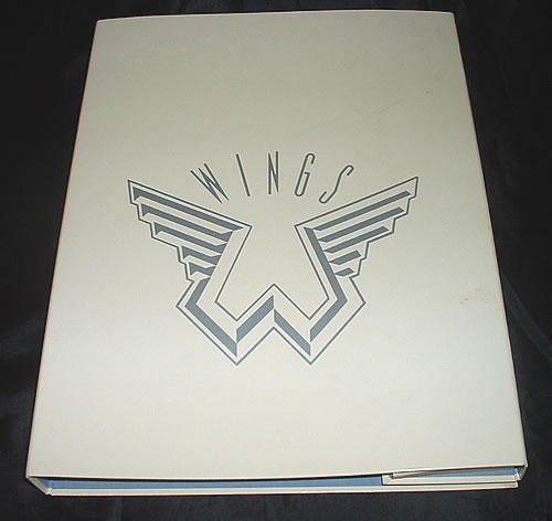 Paul McCartney And Wings Over America Deluxe Press Pack