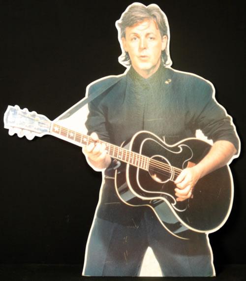 Paul McCartney and Wings World Tour Display display UK MCCDIWO624877