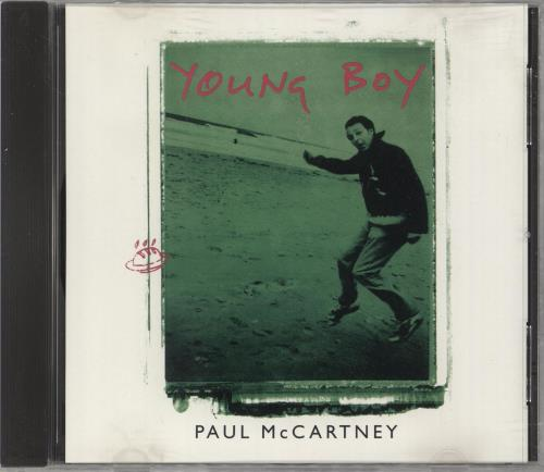 "Paul McCartney and Wings Young Boy CD single (CD5 / 5"") US MCCC5YO93128"