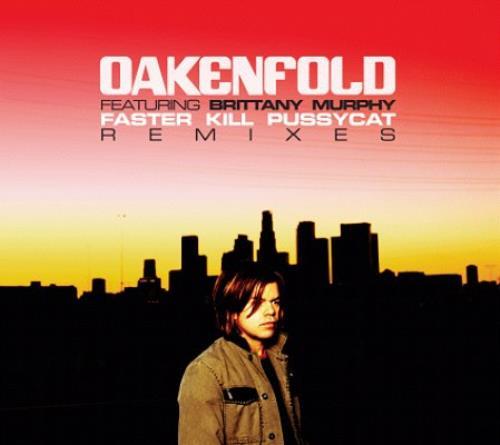 "Paul Oakenfold Faster Kill Pussycat CD single (CD5 / 5"") UK POFC5FA360358"