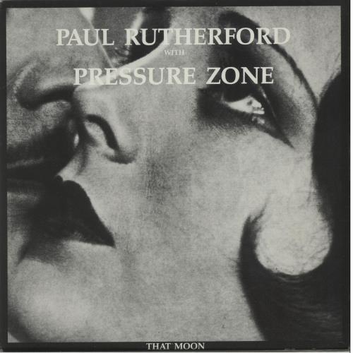 "Paul Rutherford That Moon 7"" vinyl single (7 inch record) UK RUT07TH107433"