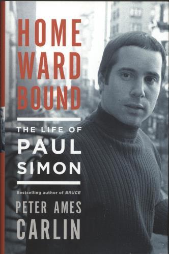 Paul Simon Homeward Bound: The Life Of Paul Simon book UK PSIBKHO697999