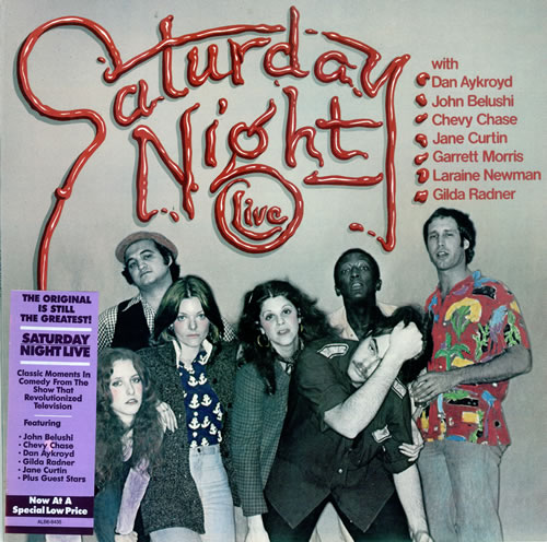 Paul Simon NBC's Saturday Night Live vinyl LP album (LP record) US PSILPNB476202