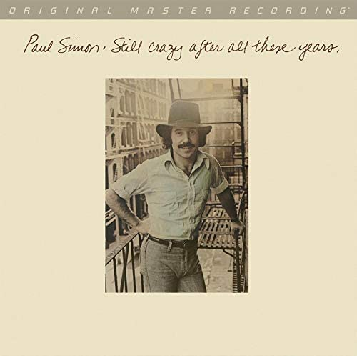 Paul Simon Still Crazy After All These Years - Super Audio CD super audio CD SACD US PSISAST767578