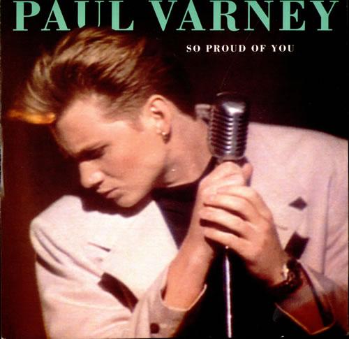 "Paul Varney So Proud Of You 12"" vinyl single (12 inch record / Maxi-single) UK PLV12SO162725"