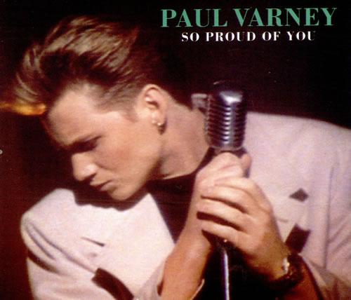 "Paul Varney So Proud Of You CD single (CD5 / 5"") UK PLVC5SO179221"