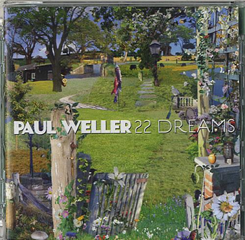 Paul Weller 22 Dreams CD album (CDLP) UK WELCDDR433727