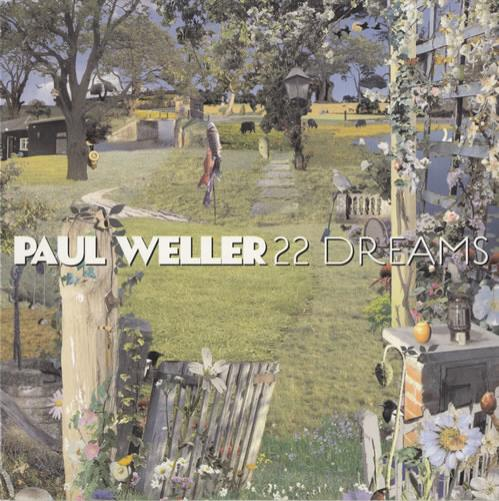 Paul Weller 22 Dreams 2 CD album set (Double CD) UK WEL2CDR447827