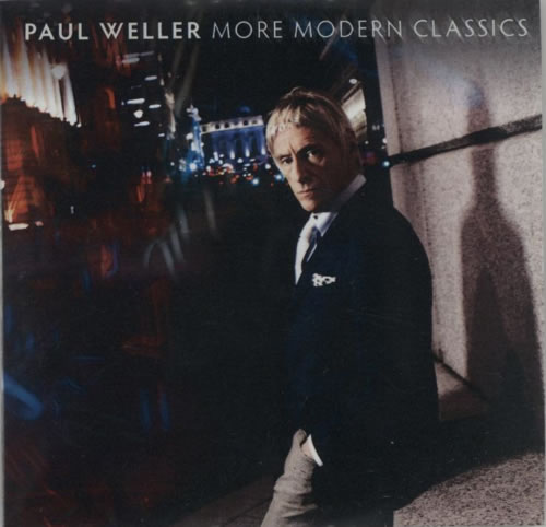 Paul Weller Brand New Toy CD-R acetate UK WELCRBR614895
