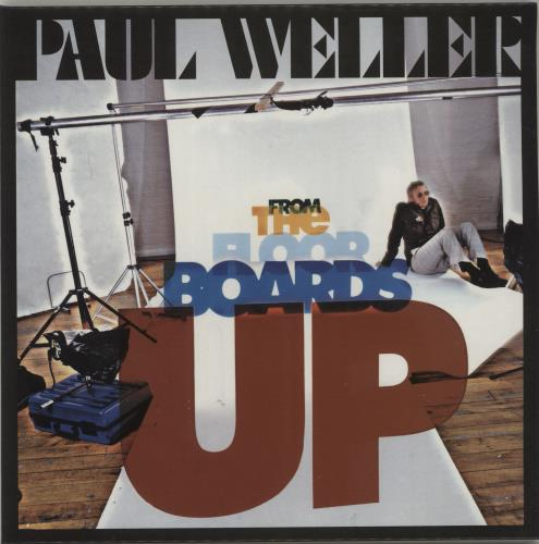 "Paul Weller From The Floorboards Up - Both 7""s 7"" vinyl single (7 inch record) UK WEL07FR330812"