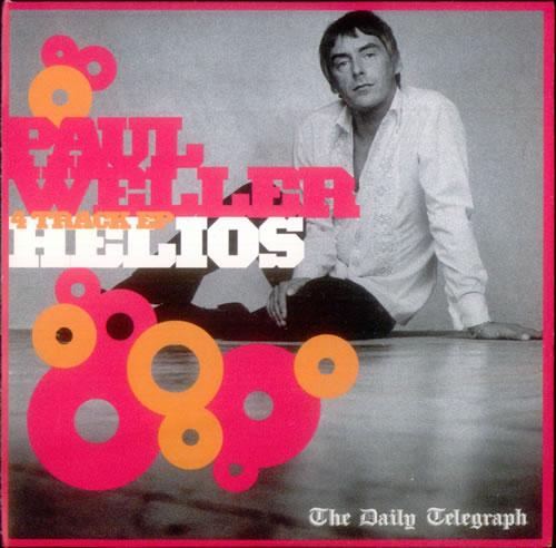"Paul Weller Helios CD single (CD5 / 5"") UK WELC5HE167446"