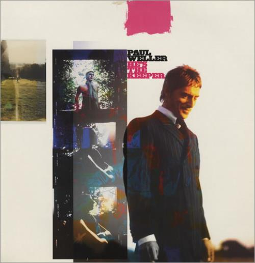 "Paul Weller He's The Keeper 12"" vinyl single (12 inch record / Maxi-single) UK WEL12HE428669"