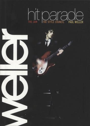 Paul Weller Hit Parade 4-CD album set UK WEL4CHI379073