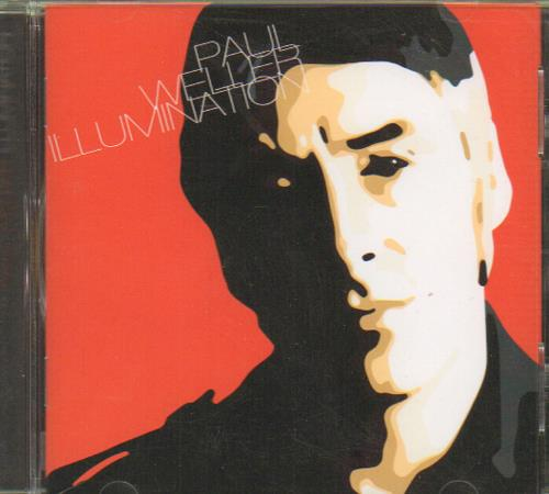 Paul Weller Illumination CD album (CDLP) German WELCDIL657217