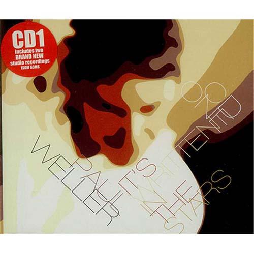 Paul Weller It's Written In The Stars 2-CD single set (Double CD single) UK WEL2SIT221550