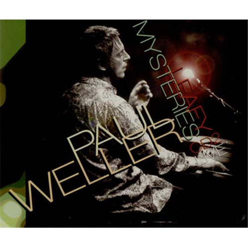 Paul Weller Leafy Mysteries 2-CD single set (Double CD single) UK WEL2SLE227237