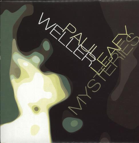 "Paul Weller Leafy Mysteries 7"" vinyl single (7 inch record) UK WEL07LE227932"